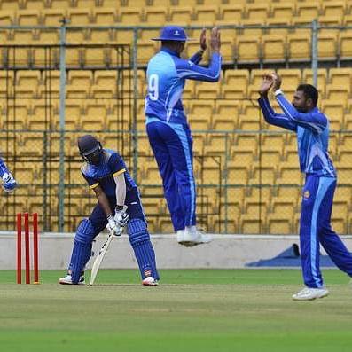 Vijay Hazare Trophy: Karnataka rout Andhra Pradesh