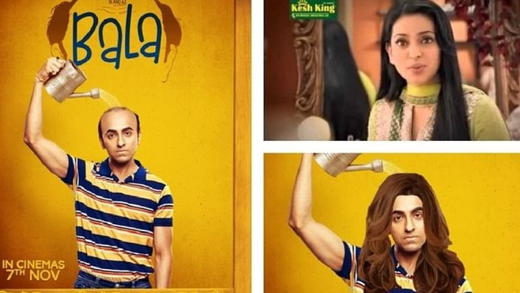 'Bala' Trailer leads to hilarious memes, jokes on fairness creams and hair oils