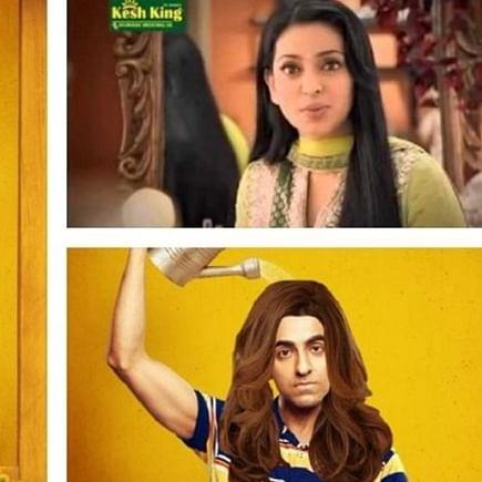 'Bala' Trailer leads to hilarious memes, jokes on fairness creams and hair oils