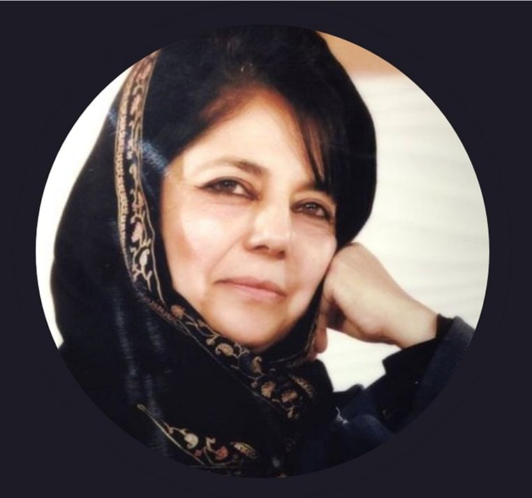 Peoples Democratic Party (PDP) chief Mehbooba Mufti