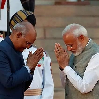 President Ram Nath Kovind, PM Narendra Modi extend greetings on Durga Ashtami