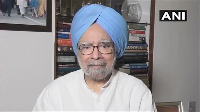 BJP govts in Centre and Maharashtra unwilling to adopt people-friendly policies: Manmohan Singh