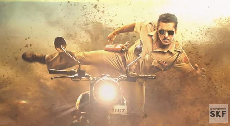 Watch: Chulbul Pandey AKA Salman Khan launches Dabbang 3 motion poster released