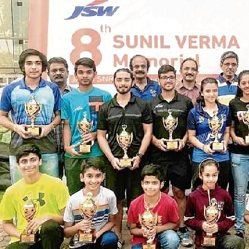 Abhishek Pradhan, Urwashi Joshi crowned champions