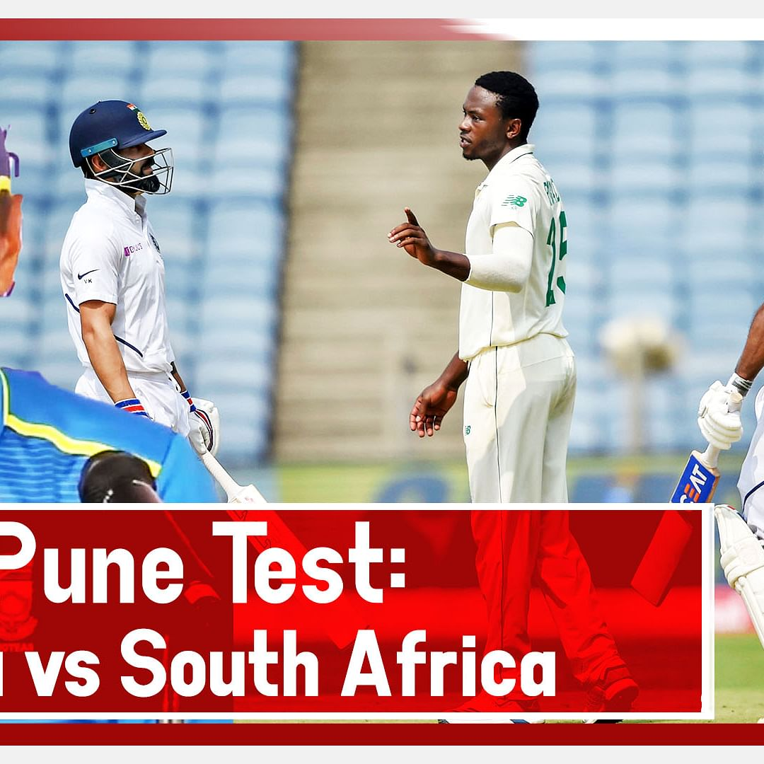 Pune Test: India vs South Africa- We bowled quite well, says Proteas bowling coach on first day