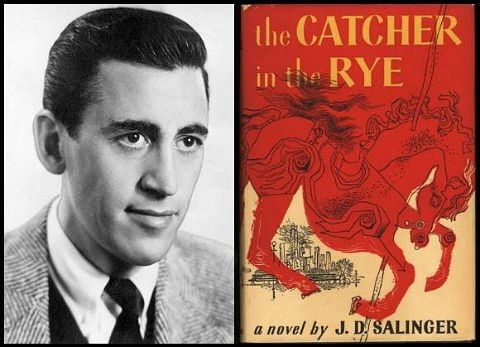 JD Salinger typescript, family pics part of New York library exhibition
