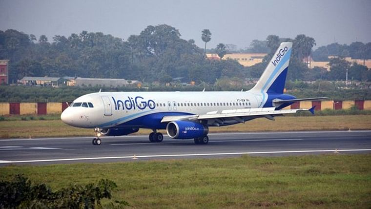 Indigo flight returns after mid-air quiver