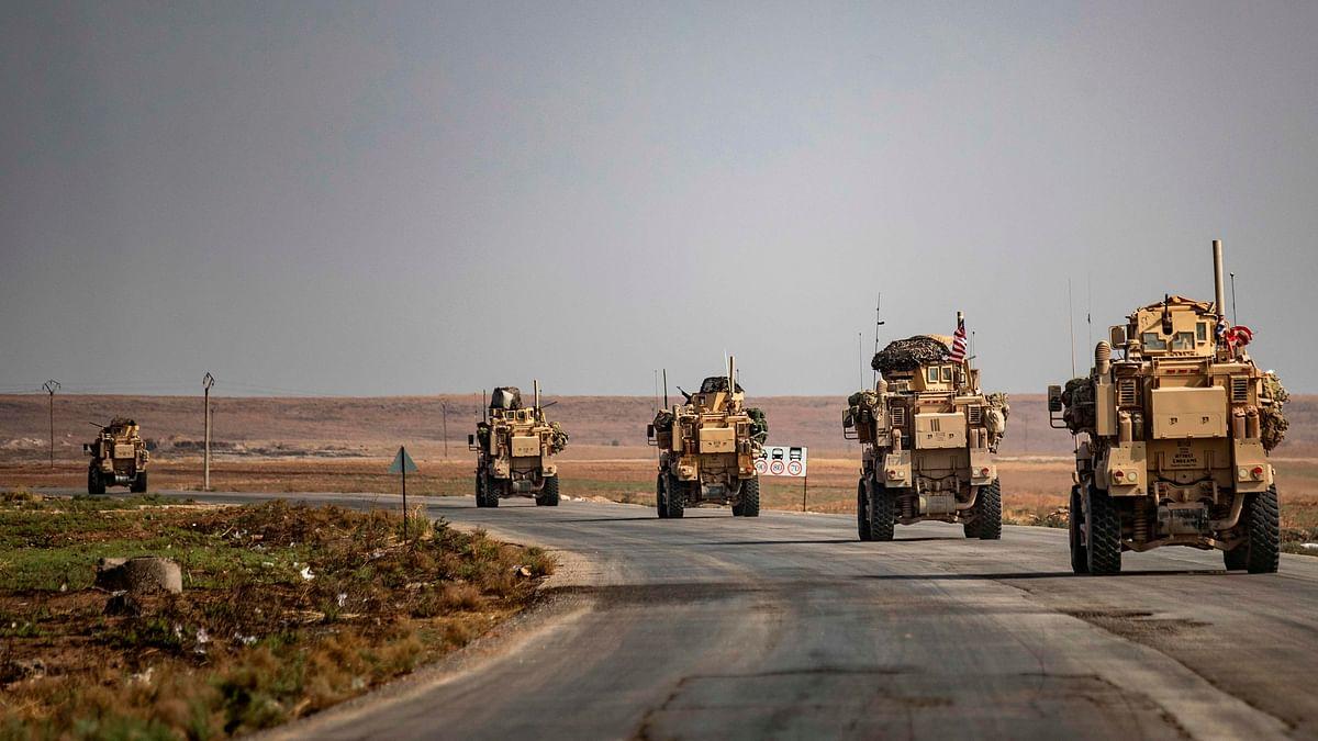 Pullback from Syria, a huge Trumpian folly