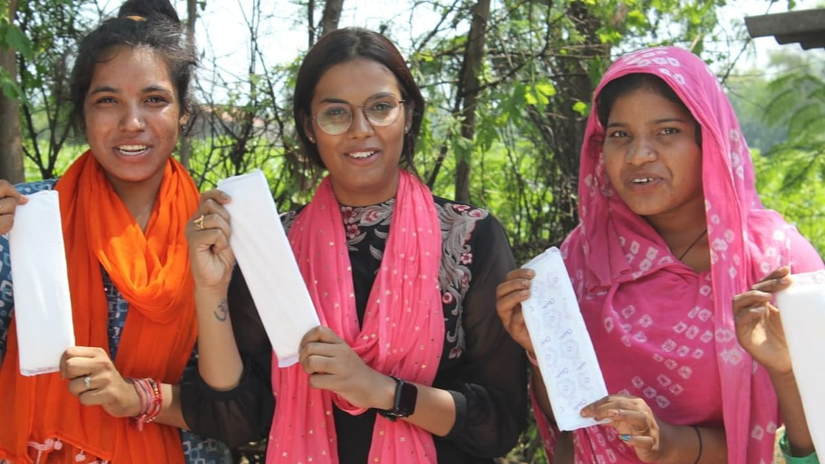 Bhopal: Young girls' shout out on menstrual hygiene