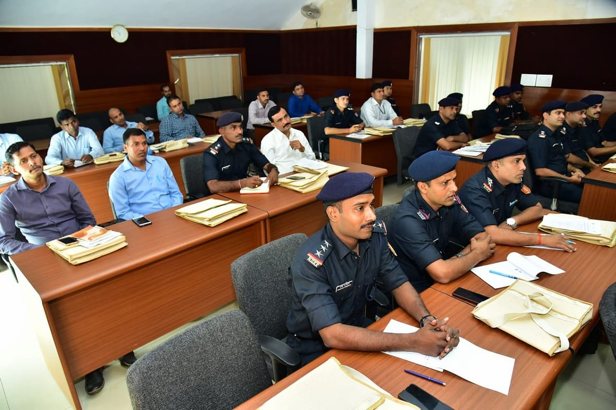Bhopal: Customised training programme for NDRF personnel launched