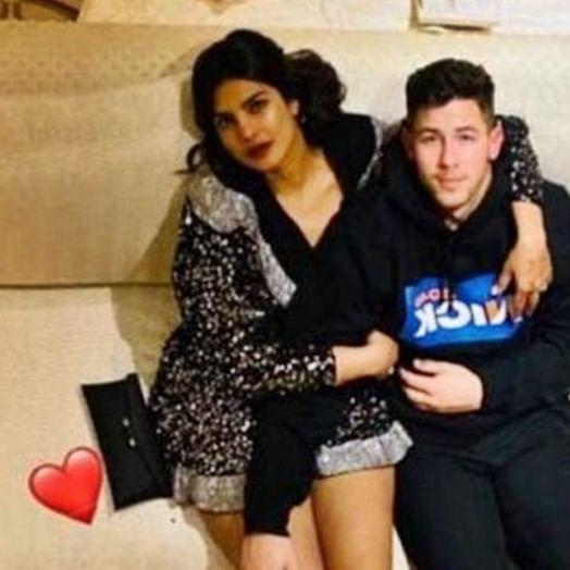 Priyanka Chopra, Nick Jonas redefine #ChillingGoals with post-concert pictures