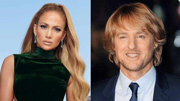 'Anaconda' duo Jennifer Lopez, Owen Wilson reunite after 22 years for 'Marry Me'