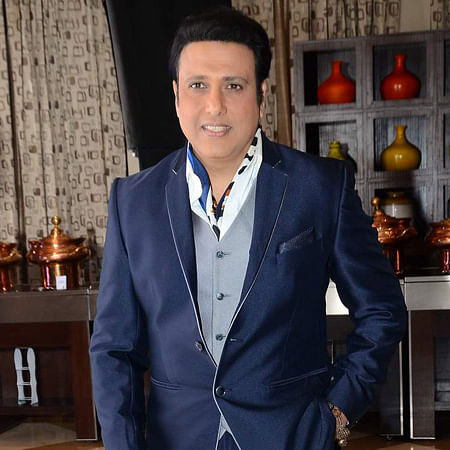 Govinda reveals he changed his name six times before entering Bollywood