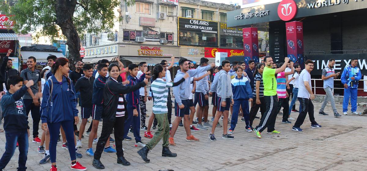 Indore: Diabetes Chaupal @56 dukan