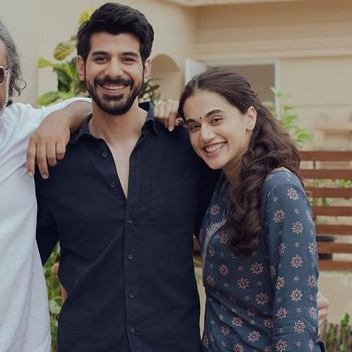 Taapsee Pannu talks about haunting director Anubhav Sinha in 'Thappad' wrap-up post