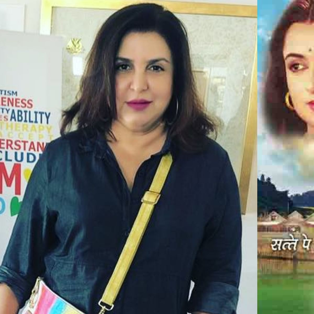 Amid speculations, Farah Khan clears the air on 'Satte Pe Satta' remake