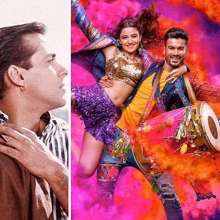 Shah Rukh Khan and Salman Khan's Karan Arjun song recreated in Sunny Kaushal's 'Bhangra Paa Le'