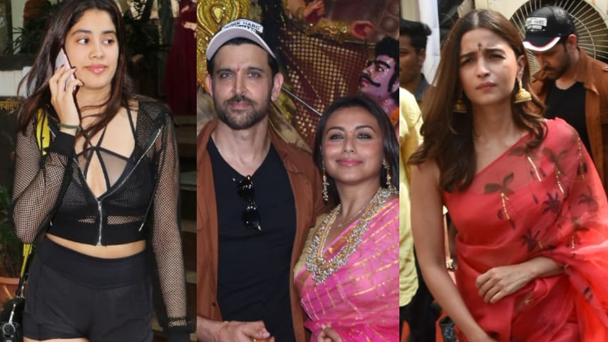 Alia Bhatt, Janhvi Kapoor and more B-towners gear up for festivities