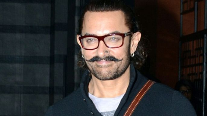 Aamir Khan seeks blessing from Golden Temple ahead of 'Lal Singh Chaddha'