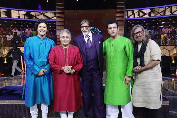 KBC 11: Amitabh Bachchan receives special surprise from Ustad Amjad Ali Khan on 77th birthday