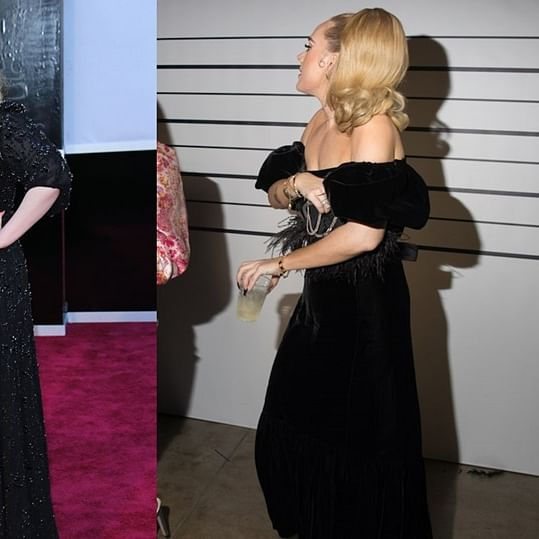 I used to cry, now I sweat: Adele shows off her weight loss at Drake's birthday party