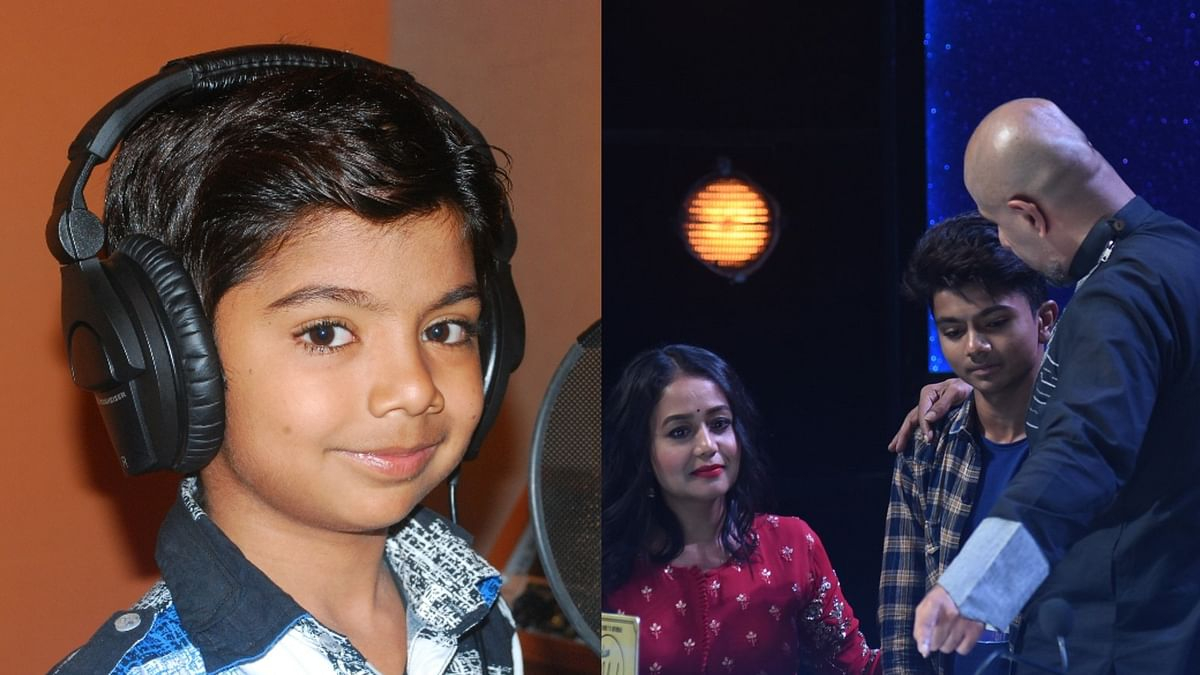 Ex SaReGaMaPa Li'L Champs winner Azmat Hussain revealed his dark past in Indian Idol 11's audition