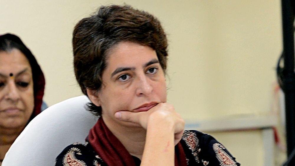 Congress says Priyanka Gandhi's phone bugged by Whatsapp spyware