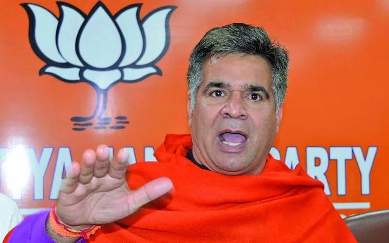 BJP will get its first CM in Jammu and Kashmir very soon: Party chief Ravinder Raina