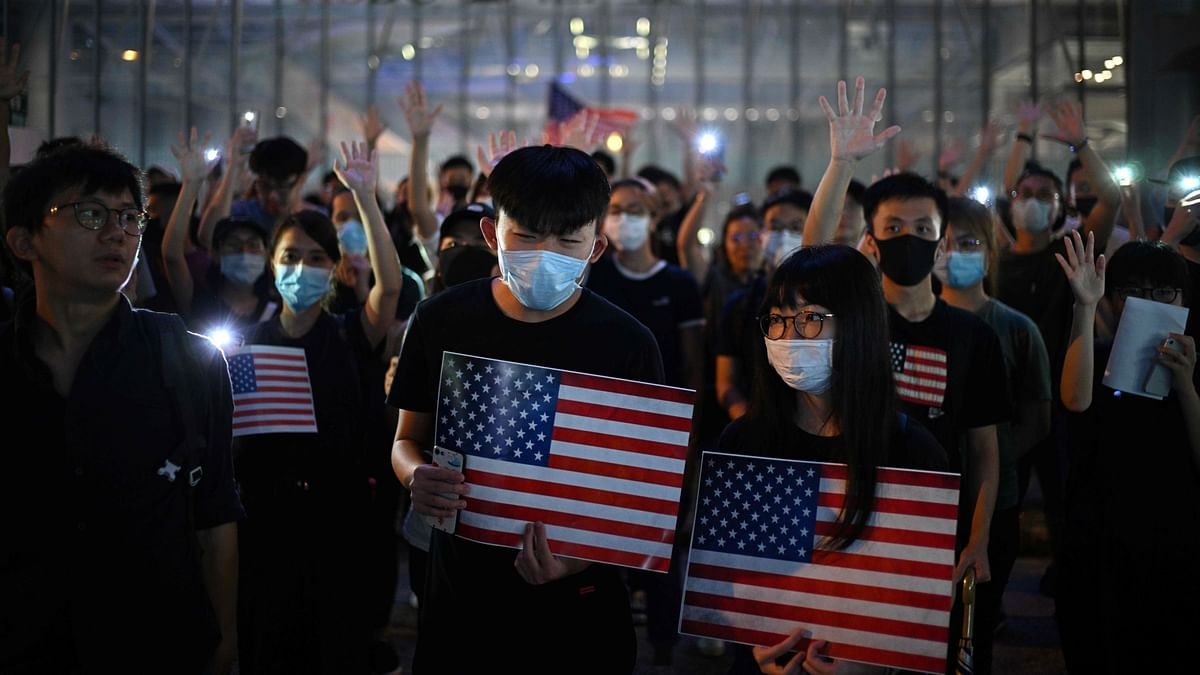 US House passes Hong Kong Democracy bill
