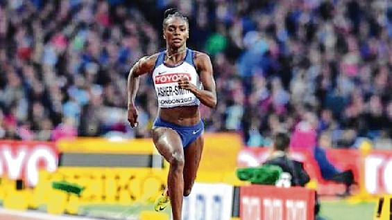 Asher-Smith, strikes gold, becomes first British woman in 36 years to win at World Championship