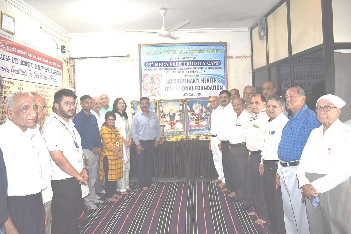 Bhopal: 465 patients register for free Urology camp