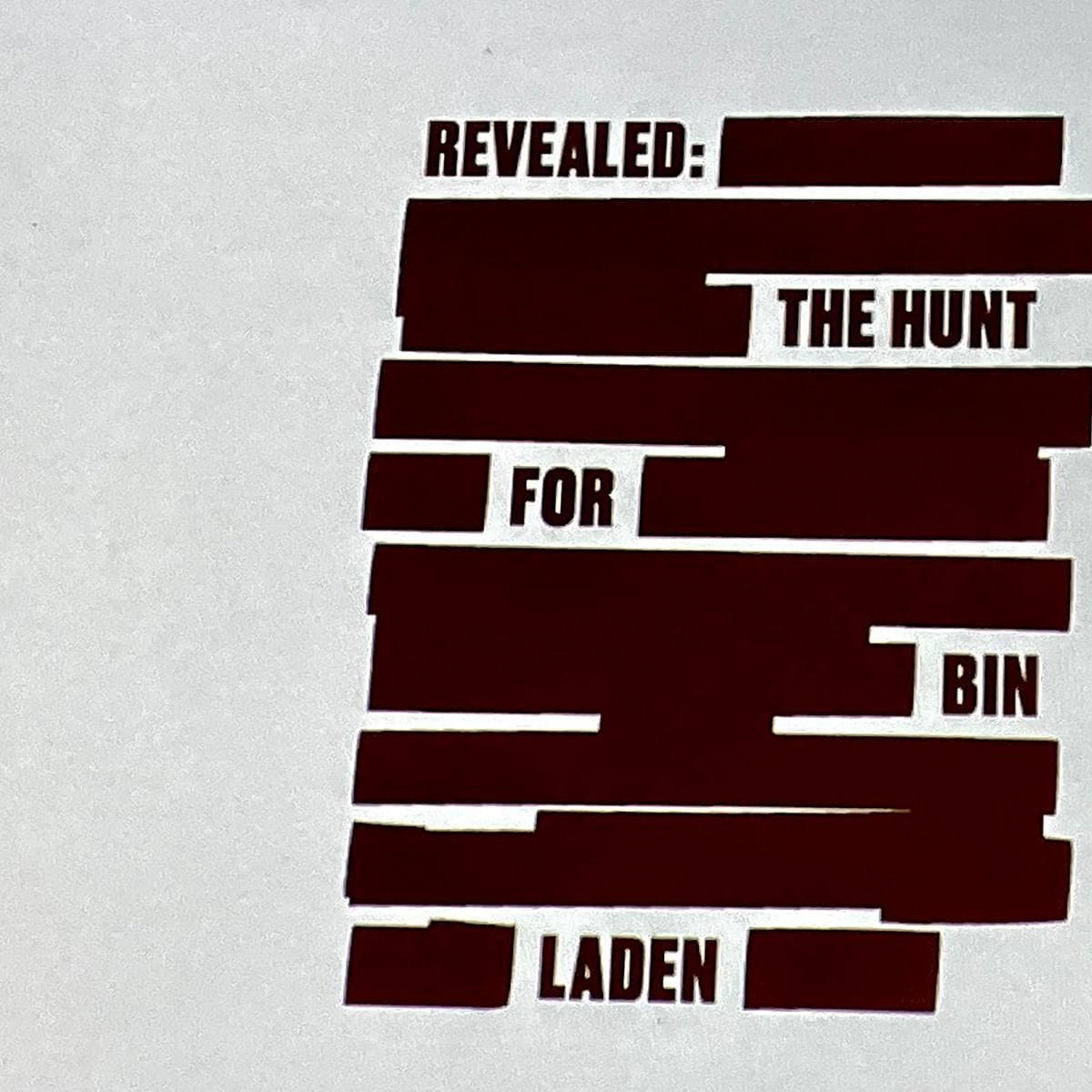 """New York to open """"Revealed: The Hunt for Bin Laden"""" exhibition"""