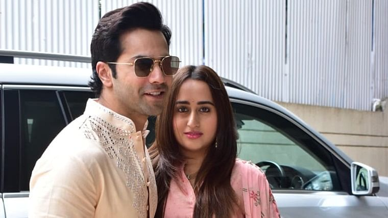 Varun Dhawan and Natasha Dalal  to tie the knot this month?