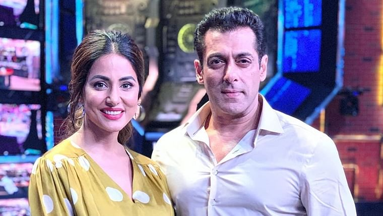 Bigg Boss 13: Salman Khan to reunite with former contestant Hina Khan for 'Weekend Ka Vaar'