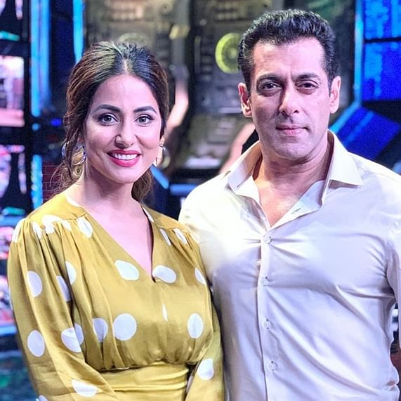 Bigg Boss 13: Salman Khan to reunite with former contestant Hina Khan for 'Weekend Ka Vaar'