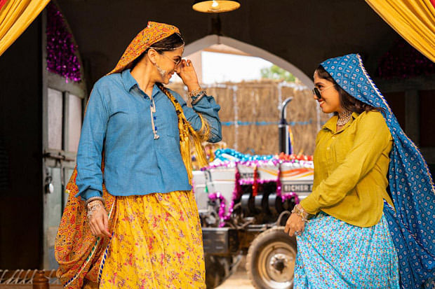 New 'Womaniya' version in 'Saand Ki Aankh' celebrates womanhood