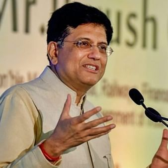 Piyush Goyal invites filmakers to promote  movies on trains