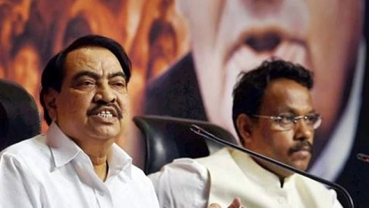 BJP releases fourth list for Maharashtra assembly elections; Vinod Tawde, Eknath Khadse dropped