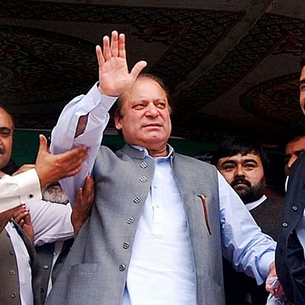 Nawaz Sharif hospitalised after his health condition deteriorates
