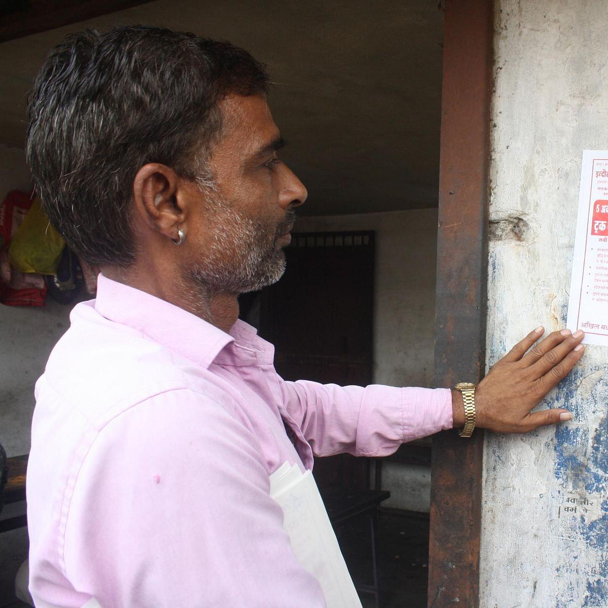 Ujjain: Transporters go on indefinite strike