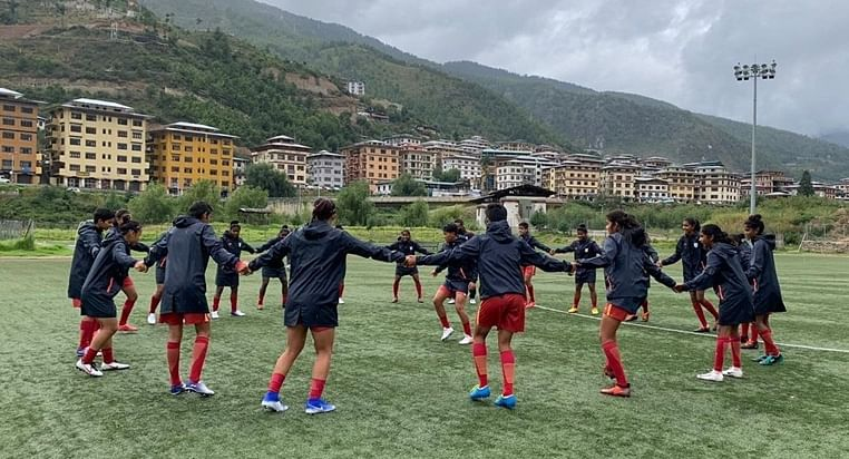 No pressure on players in SAFF Championship 2019: India women's coach