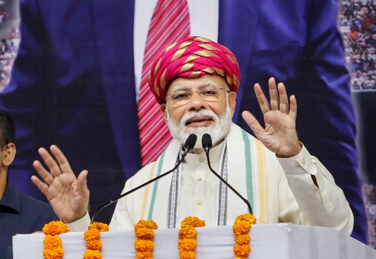 India open defecation-free, built over 11 crore toilets: PM Narendra Modi