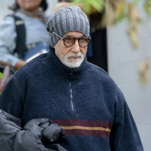 Amitabh Bachchan tests COVID-19 negative, to be discharged today: Family Source