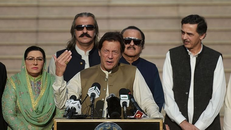 Imran Khan-led government to dig ditches, trenches around Islamabad to keep protestors out