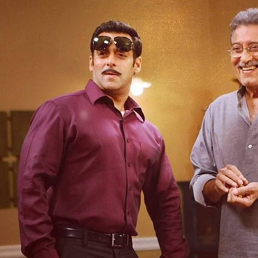 Salman Khan wraps up shooting of 'Dabangg 3', pays tribute to late actor Vinod Khanna