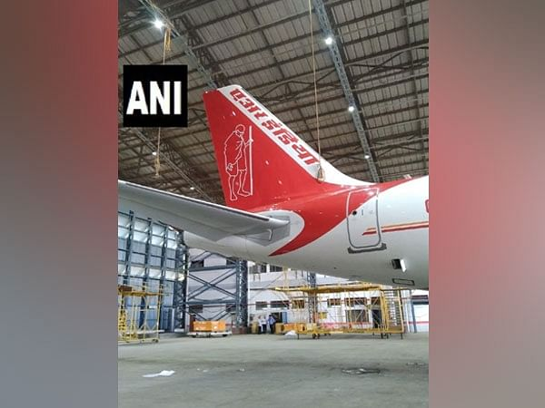 Air India pays tribute to Mahatma Gandhi, puts Bapu's image on aircraft