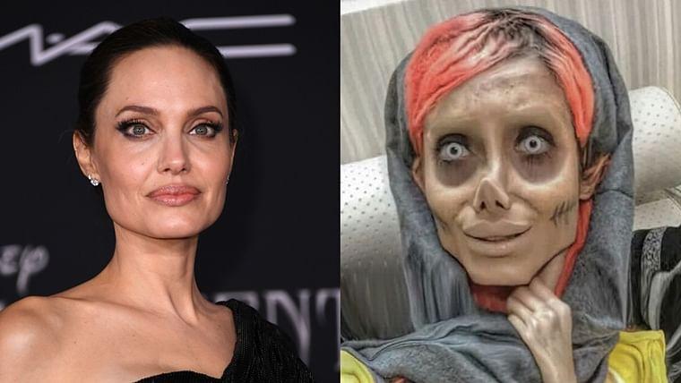 Iran arrests Angelina Jolie's Instagram look alike for 'blasphemy'