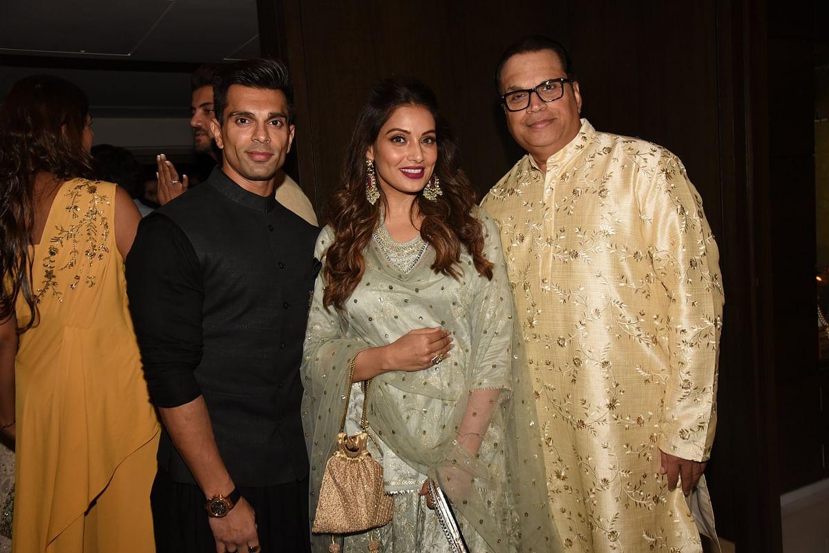 Baby on board for Bipasha Basu and Karan Singh Grover?