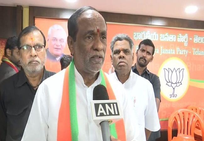 Telangana BJP President, K Laxman condemns KCR's decision.