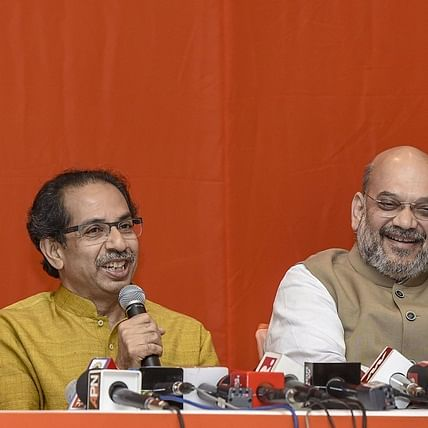 Sena arm twists BJP to give assurance in writing; 50:50 formula, half term CM & equal number of cabinet posts